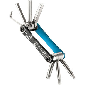 Lezyne V-7 Multitool, blue/black